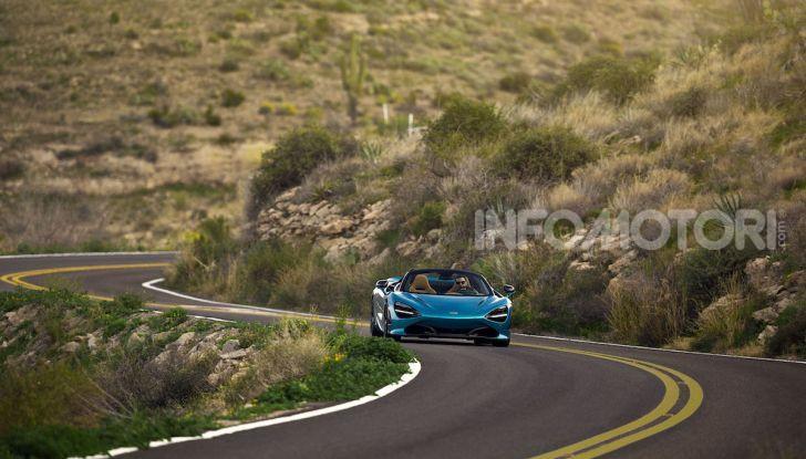 McLaren scalda i motori: pronta una nuova Grand Tourer - Foto 45 di 51