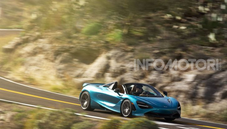 McLaren scalda i motori: pronta una nuova Grand Tourer - Foto 46 di 51