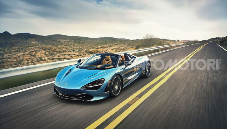 McLaren scalda i motori: pronta una nuova Grand Tourer - Foto 47 di 51