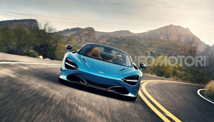 McLaren scalda i motori: pronta una nuova Grand Tourer - Foto 49 di 51