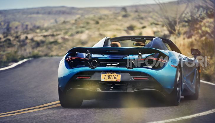 McLaren scalda i motori: pronta una nuova Grand Tourer - Foto 50 di 51