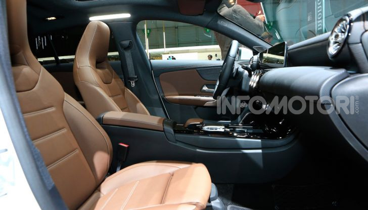 Mercedes CLA Shooting Brake: la berlina tedesca con l'aria da coupé - Foto 12 di 28