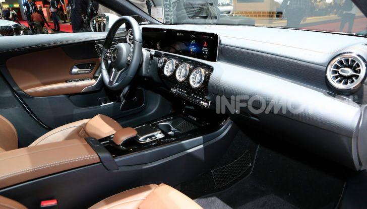 Mercedes CLA Shooting Brake: la berlina tedesca con l'aria da coupé - Foto 13 di 28