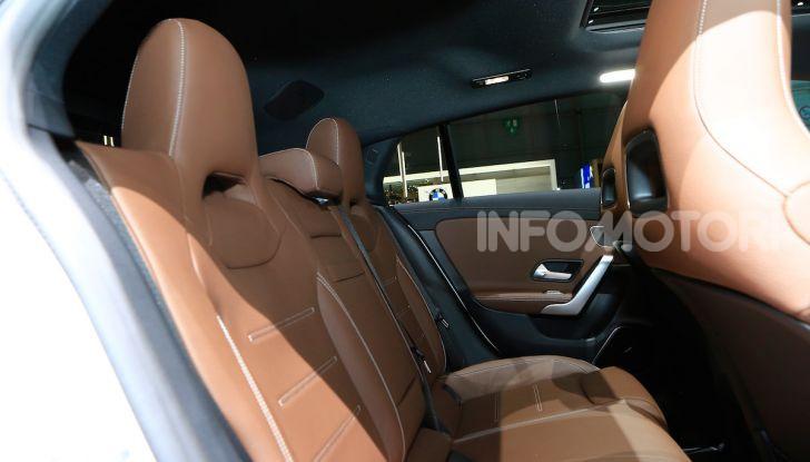 Mercedes CLA Shooting Brake: la berlina tedesca con l'aria da coupé - Foto 15 di 28