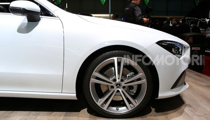 Mercedes CLA Shooting Brake: la berlina tedesca con l'aria da coupé - Foto 18 di 28
