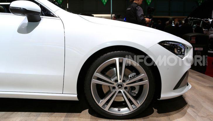 Mercedes CLA Shooting Brake: la berlina tedesca con l'aria da coupé - Foto 18 di 28