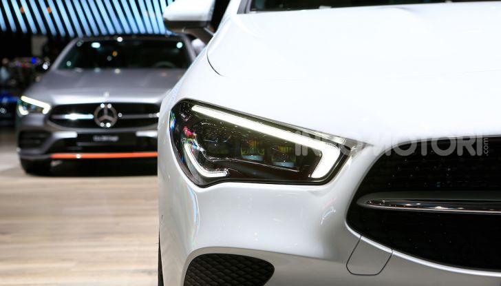 Mercedes CLA Shooting Brake: la berlina tedesca con l'aria da coupé - Foto 4 di 28