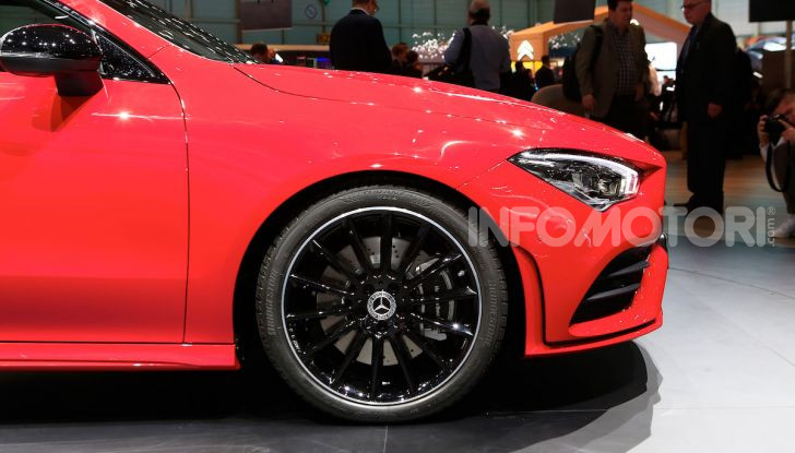 Mercedes CLA Shooting Brake: la berlina tedesca con l'aria da coupé - Foto 25 di 28