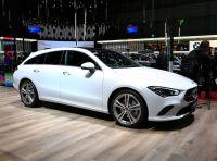 Mercedes CLA Shooting Brake: la berlina tedesca con l'aria da coupé