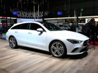 Mercedes CLA Shooting Brake: la berlina tedesca con l'aria da coupé