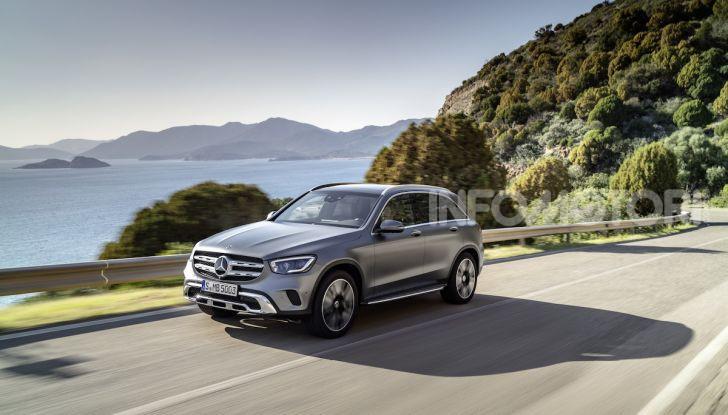 Nuova Mercedes GLC: per la strada e per l'offroad - Foto 1 di 26