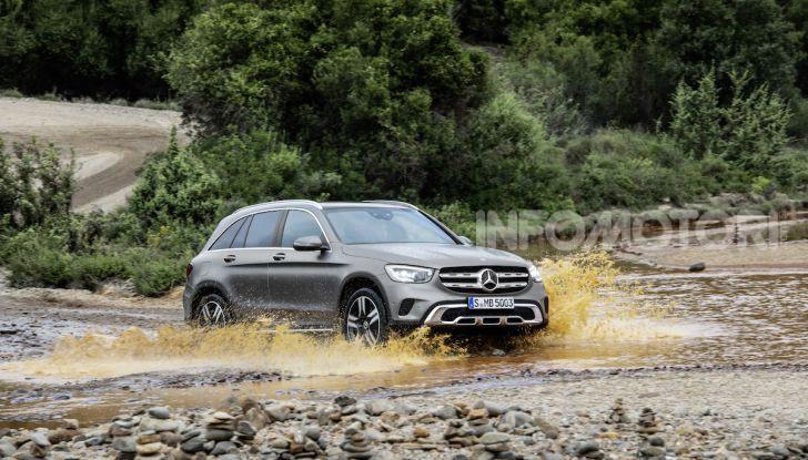 Nuova Mercedes GLC: per la strada e per l'offroad - Foto 13 di 26