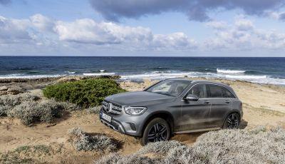 Nuova Mercedes GLC: per la strada e per l'offroad