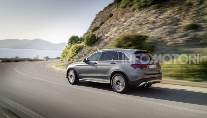 Nuova Mercedes GLC: per la strada e per l'offroad - Foto 2 di 26