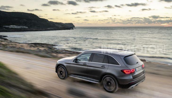 Nuova Mercedes GLC: per la strada e per l'offroad - Foto 23 di 26