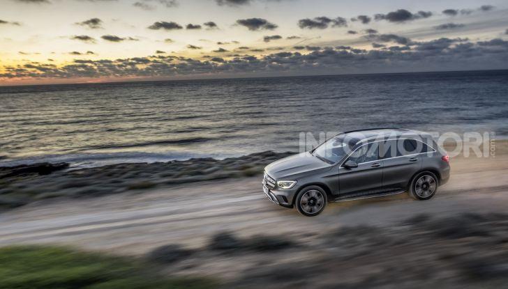 Nuova Mercedes GLC: per la strada e per l'offroad - Foto 24 di 26