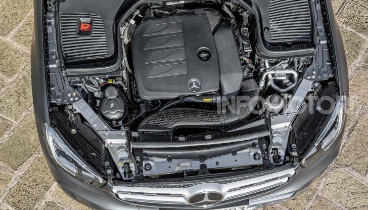 Nuova Mercedes GLC 2020, motori e prezzi di listino - Foto 7 di 14