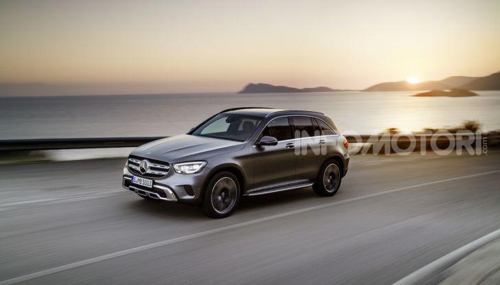Nuova Mercedes GLC: per la strada e per l'offroad - Foto 26 di 26