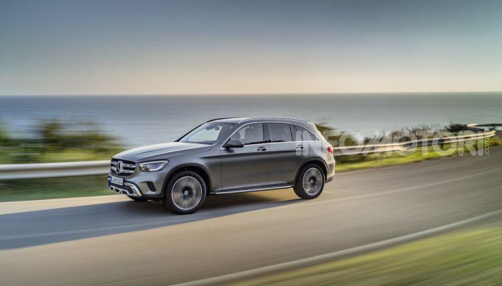 Nuova Mercedes GLC: per la strada e per l'offroad - Foto 3 di 26