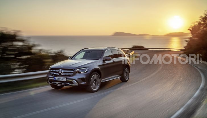 Nuova Mercedes GLC: per la strada e per l'offroad - Foto 4 di 26