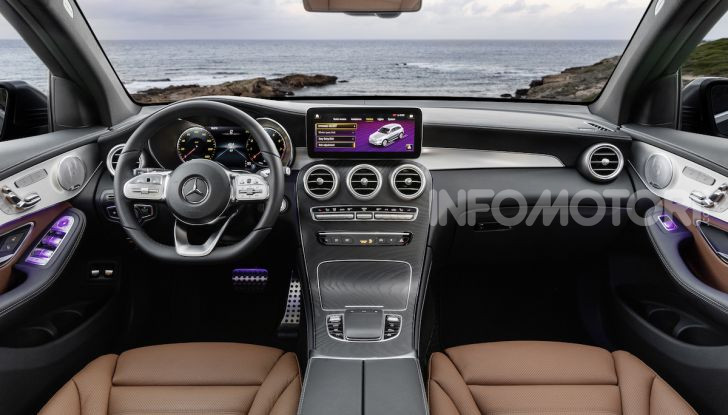 Nuova Mercedes GLC: per la strada e per l'offroad - Foto 5 di 26