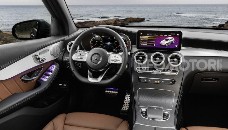 Nuova Mercedes GLC: per la strada e per l'offroad - Foto 6 di 26