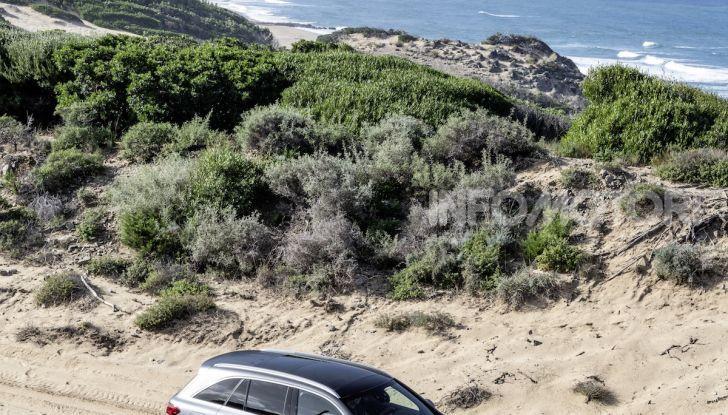 Nuova Mercedes GLC: per la strada e per l'offroad - Foto 7 di 26