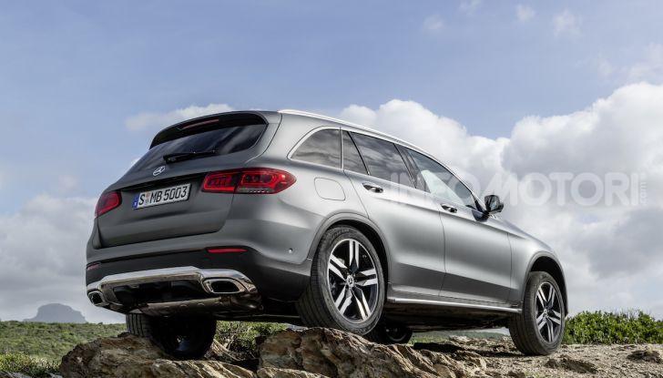 Nuova Mercedes GLC: per la strada e per l'offroad - Foto 9 di 26