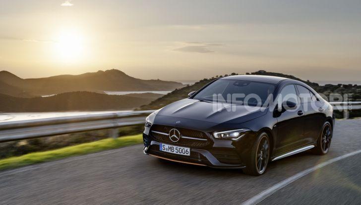 Mercedes CLA Coupé 2019: motori e prezzi della nuova generazione - Foto 2 di 19