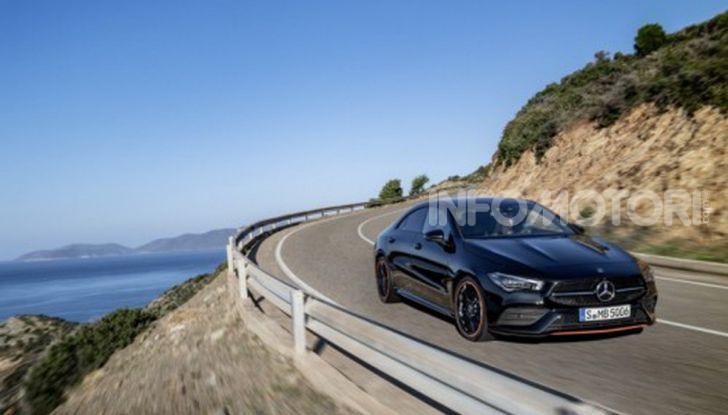 Mercedes CLA Coupé 2019: motori e prezzi della nuova generazione - Foto 3 di 19