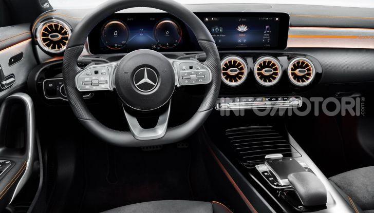 Mercedes CLA Coupé 2019: motori e prezzi della nuova generazione - Foto 6 di 19