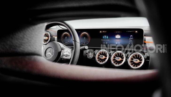 Mercedes CLA Coupé 2019: motori e prezzi della nuova generazione - Foto 7 di 19