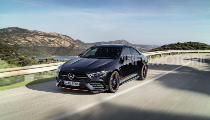 Mercedes CLA Coupé 2019: motori e prezzi della nuova generazione - Foto 9 di 19