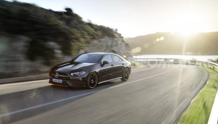 Mercedes CLA Coupé 2019: motori e prezzi della nuova generazione - Foto 10 di 19