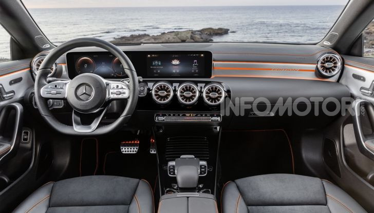 Mercedes CLA Coupé 2019: motori e prezzi della nuova generazione - Foto 11 di 19