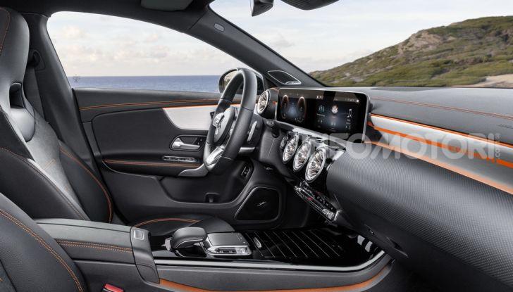 Mercedes CLA Coupé 2019: motori e prezzi della nuova generazione - Foto 12 di 19