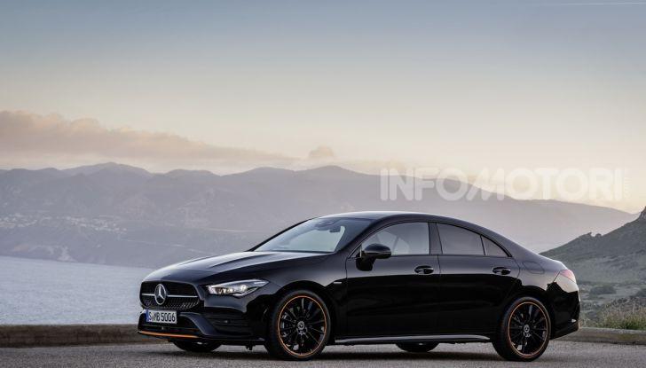 Mercedes CLA Coupé 2019: motori e prezzi della nuova generazione - Foto 15 di 19