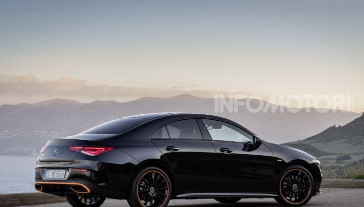 Mercedes CLA Coupé 2019: motori e prezzi della nuova generazione - Foto 16 di 19