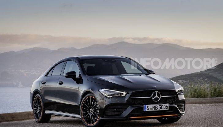Mercedes CLA Coupé 2019: motori e prezzi della nuova generazione - Foto 17 di 19