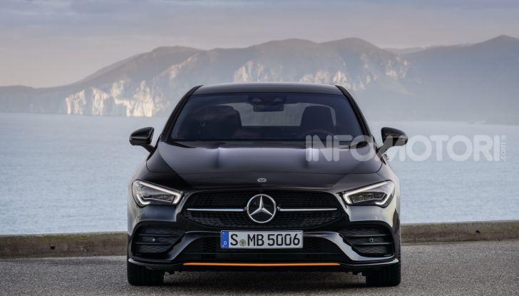Mercedes CLA Coupé 2019: motori e prezzi della nuova generazione - Foto 18 di 19