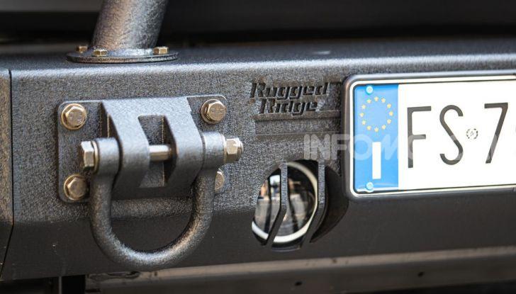 Prova su strada Militem Wrangler JIII: non chiamatela Jeep! - Foto 20 di 27