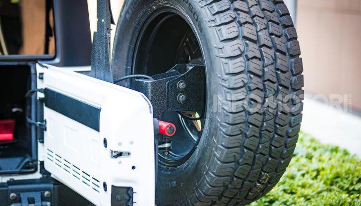 Prova su strada Militem Wrangler JIII: non chiamatela Jeep! - Foto 15 di 27