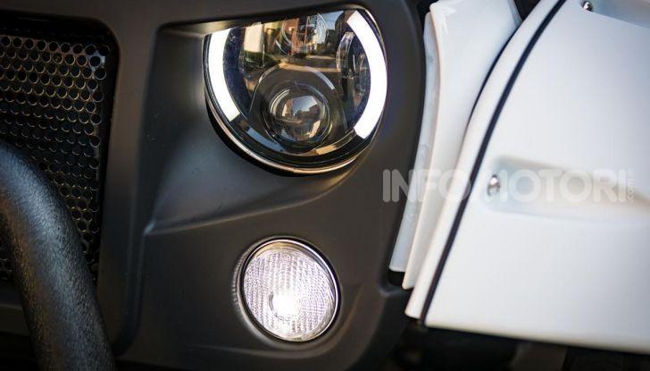 Prova su strada Militem Wrangler JIII: non chiamatela Jeep! - Foto 10 di 27