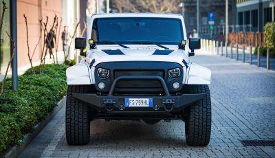 Prova su strada Militem Wrangler JIII: non chiamatela Jeep!