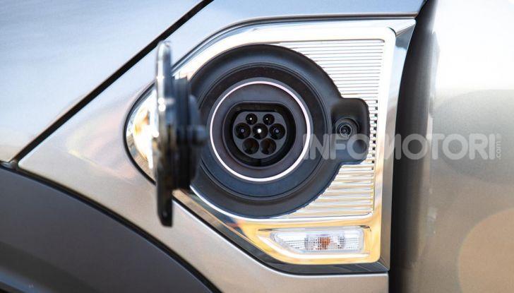 Prova MINI Countryman ibrida plug-in 2019: 224CV per risparmiare - Foto 52 di 57