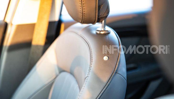 Prova MINI Countryman ibrida plug-in 2019: 224CV per risparmiare - Foto 15 di 57