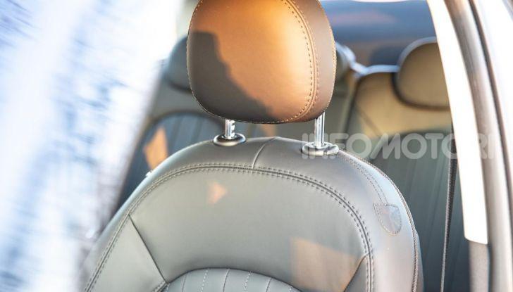 Prova MINI Countryman ibrida plug-in 2019: 224CV per risparmiare - Foto 13 di 57