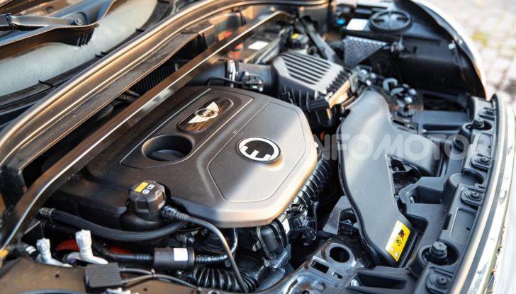 Prova MINI Countryman ibrida plug-in 2019: 224CV per risparmiare - Foto 6 di 57