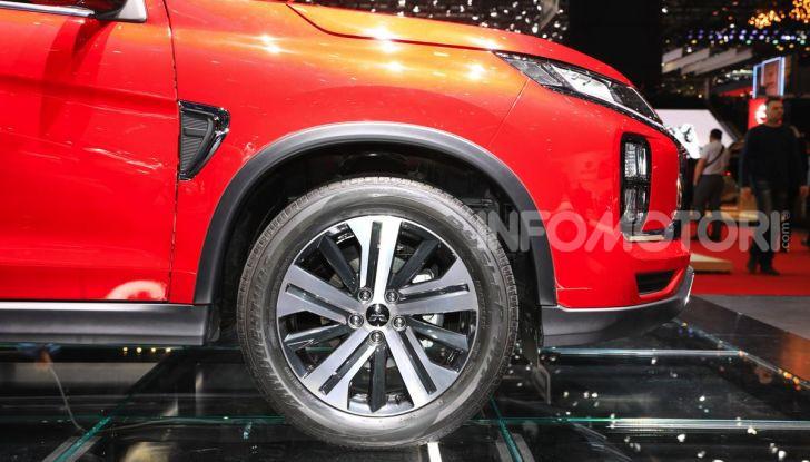 Nuovo Mitsubishi ASX 2020: restyling nipponico per il SUV compatto - Foto 10 di 20