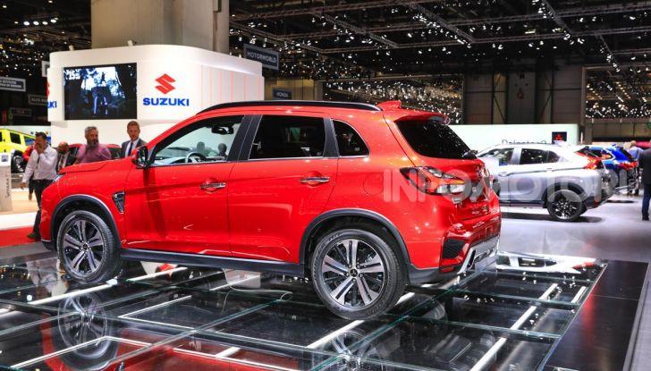 Nuovo Mitsubishi ASX 2020: restyling nipponico per il SUV compatto - Foto 5 di 20